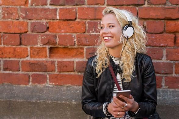 Music streaming around the world