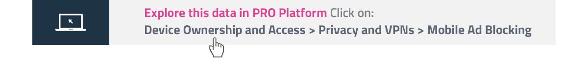 Explore in PRO Platform