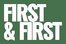 First _ First logo