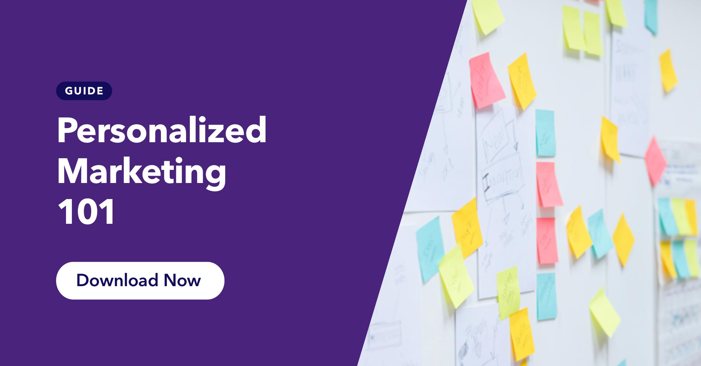 E02 GUIDE _Personalized marketing