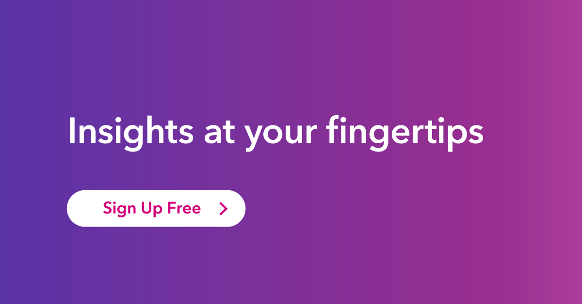 Insight at your fingertips