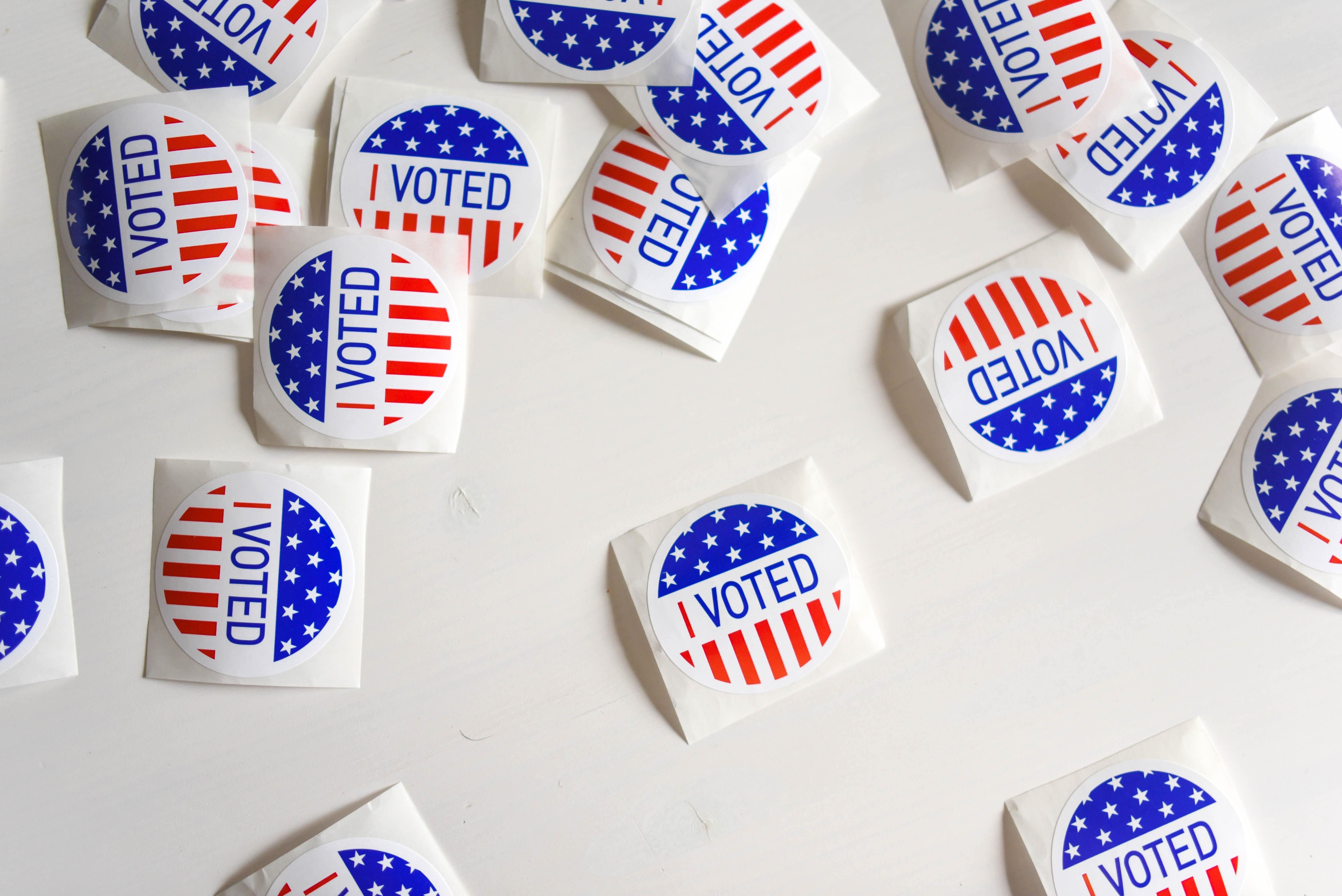 I voted GWI USA