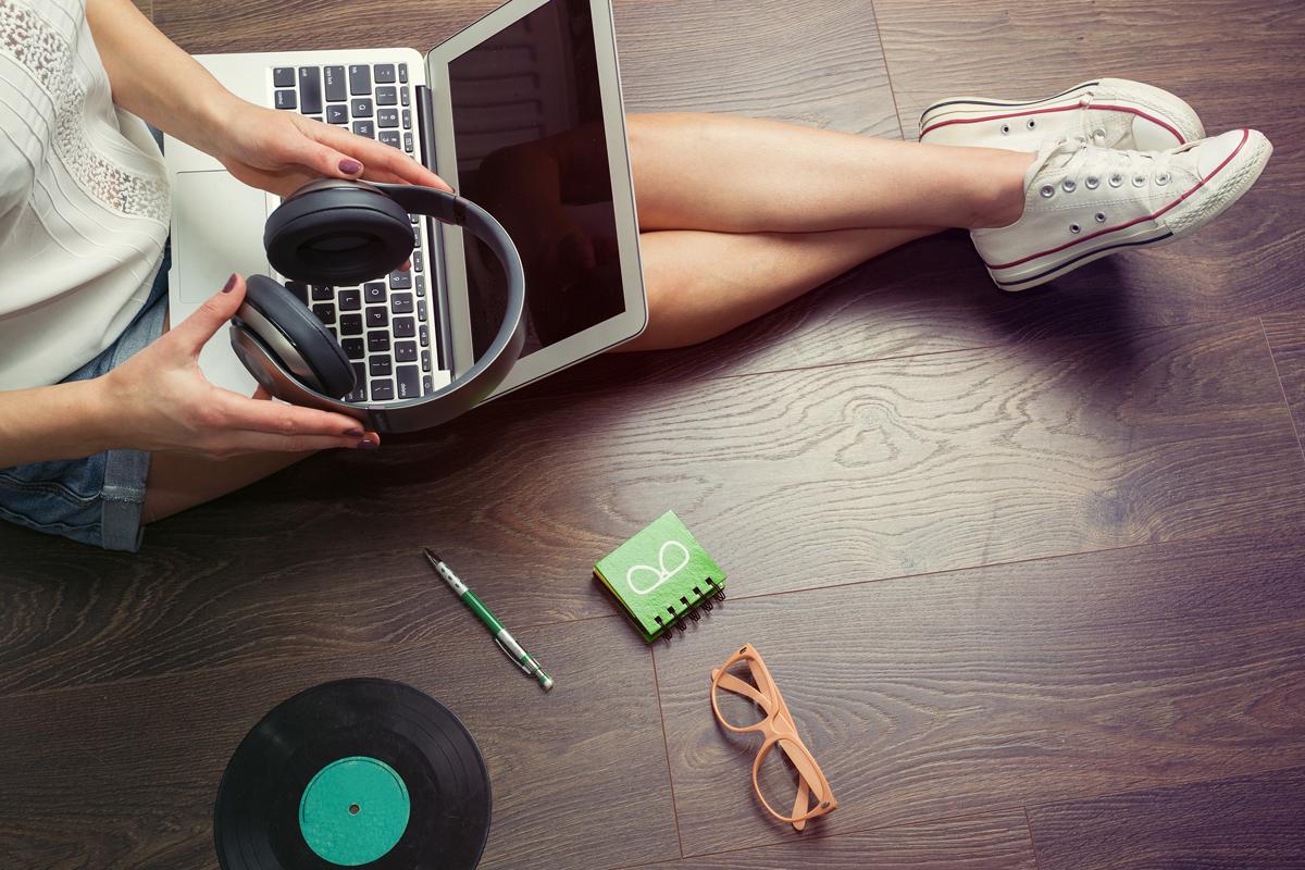 Infographic: Music Streaming Around the World